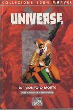 UNIVERSE X TRIONFO O MORTE 2 - 100% MARVEL N 2 - A4