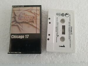Chicago - Chicago 17 -  Cassette Tape 1984 Release WB 25060-4