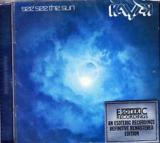 KAYAK see see the sun (1973) + 1 Bonus Track Remastered CD NEU OVP/Sealed