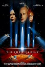 Fifth Element The Movie Poster 11x17 Mini Poster
