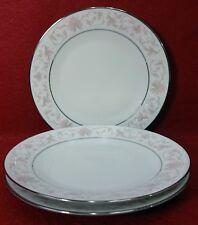 NORITAKE china HARWYN # 6904 Bread & Butter Plate - Set of Three (3) - 6-
