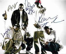 Bone Thugs N Harmony autograph E. 1999 Grammy Hip Hop Legends COA PROOF LOOK!