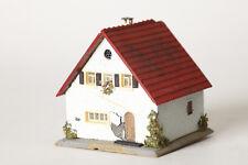 Faller Maison avec Socle en Bois H0 de Famille Individuelle N°203 7 X 7 Cm