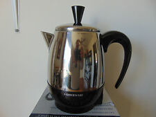 NEW Farberware FCP240 Superfast 4 Cup (134) Percolator NEW SEALED IN BOX