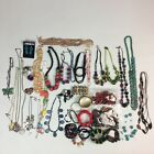 Broken Costume Jewellery Lot Crafting Upcycling 1.6 Kg Salvage Beads Harvesting