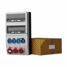 Baustromverteiler eXT 32A 2x16A 4x230V Mennekes Dosen Stromverteiler Doktorvolt