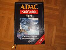 ADAC SkiGuide Alpen 2003 mit CD-ROM