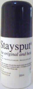 Staysput Lymphoedema Compression & Surgical Stocking Glue.  FREE FAST Postage
