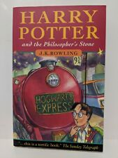 Harry Potter Philosopher's Stone by Joanne Rowling (PB, 1997) Australia 1st Ed