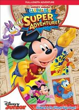 Mickey Mouse Clubhouse: Super Adventure! (DVD,2013)