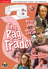 DVD:THE RAG TRADE - SERIES 1 - NEW Region 2 UK