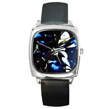 Anime Casshern Sins leather wrist watch