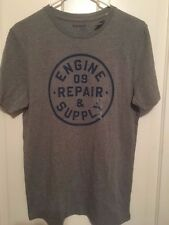"""OLD NAVY """"ENGINE 09 REPAIR & SUPPLY"""" SIZE SMALL T-SHIRT NWT"""