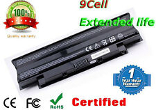 9 Cell Battery For Dell Inspiron M411R M511R N3110 N4050 N5110 N7110 J1KND 4T7JN