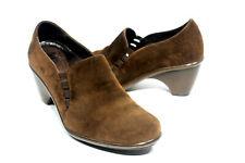 DANSKO Raphael Brown Classic Comfort Clogs Women's Size EUR 38 / US 8
