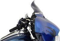 "Klock Werks Flare 6.5"" Dark Smoke Windshield for 14-19 Harley Touring FLHT FLHX"