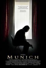 Munich Movie Poster 27 x 40 D/S Steven Spielberg Eric Bana Daniel Craig New