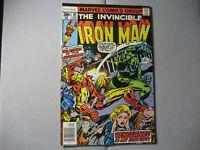 Iron Man #97 (1977, Marvel)