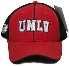 NEW! University of Nevada, Las Vegas Rebels Adjustable Back Cap Embroidered Hat
