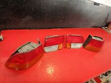 96-98 HONDA CIVIC REAR INNER OUTER COMPLETE TAIL LIGHT TAILLIGHT LEFT RIGHT 2DR