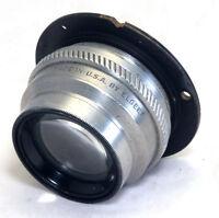 Elgeet Vintage APOS 165mm f/4.5 Colorstigmat CINE Movie Film Camera Lens USA