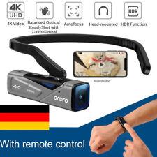 ORDRO EP7 Kopf Videokamera 4K WIFI HDR Camcorder Videokamera mit Fernbedienung