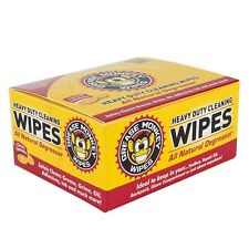 Kong Concepts Grease Monkey Wipes Supplies - Shop - Cleaning Towel - Box Of 24
