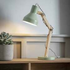 Garden Trading Folgate Desk Lamp in Sage