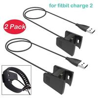 Fitbit Charge 2 HR Charger 21 inch Replacement USB Chargers Charging Cables
