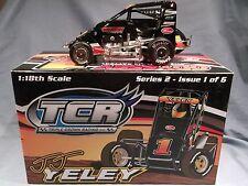 2009 JJ YELEY TRIPE CROWN # 1 CHILI BOWL R&R MIDGET 1:18 RACING HOOSIER GMP ACME