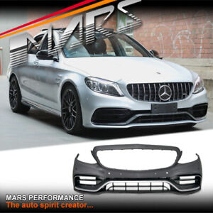 AMG C63 Style Bumper bar for Mercedes-Benz C-Class W205 C205 S205 A205 2015-2020
