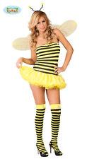Costume Vestito Ape, insetto, adulto Halloween Carnevale g80713