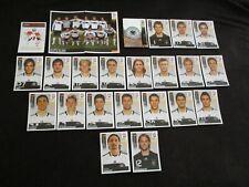 ALLEMAGNE DEUTSCHLAND GERMANY  Equipe team Complete panini EURO 2008 UEFA
