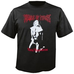 CRADLE OF FILTH - Vestal Masturbation - T-Shirt