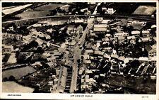 Bugle. Air View # 33114 by Aerofilms.