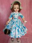 HTF MA Cissy Doll Redhead in Camellia Ensemble HTF Light Blue Version
