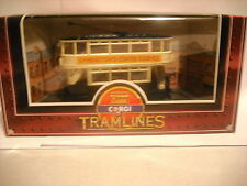 Corgi Tramlines Dick Kerr closed Tram Henry Greathead Tyneside