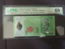 AA 9999990 RM5 Polymer Zeti PMG 68 EPQ Malaysia