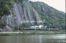 B1638 - Dia slide 35mm original NMBS SNCB: Lok 12.004