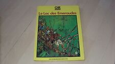 BD GIR oeuvres tome 1; le lac des Emeraudes   (EO 81)