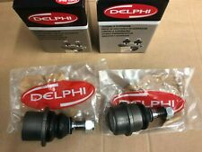 Delphi OEM Steering Knuckle Upper & Lower Ball Joints for Land Rover Discovery 2