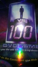 Mattel 1 vs 100 DVD Game. You against  the Mob? Never used. See all photos