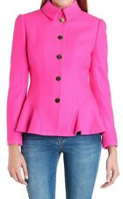 Ted baker size 6-8 pink wool and cashmere blend jacket BNWTS