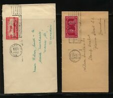 New  Zealand  2 covers  with  200  ,  C6          MS0524