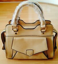 Ladies Black Leather Bag & Cream Leather Bag