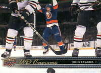 2014-15 Upper Deck UD Canvas #C56 JOHN TAVARES  NY Islanders