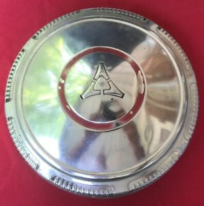PLYMOUTH DIVISION Dog Dish Hubcap Wheel Center Cap Mopar Vintage 1969 1970 1971