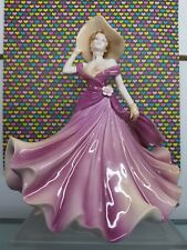 Coalport figurine  Helena from  Ladies Of Fashion Collection
