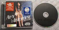 Amy Winehouse Back To Black Music CD