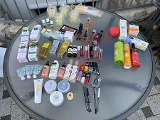 *Neu* XXL Kosmetikpaket 70 Teile,Schminke,Kneipp,Christ.Aguilera,Maybelline,Möve